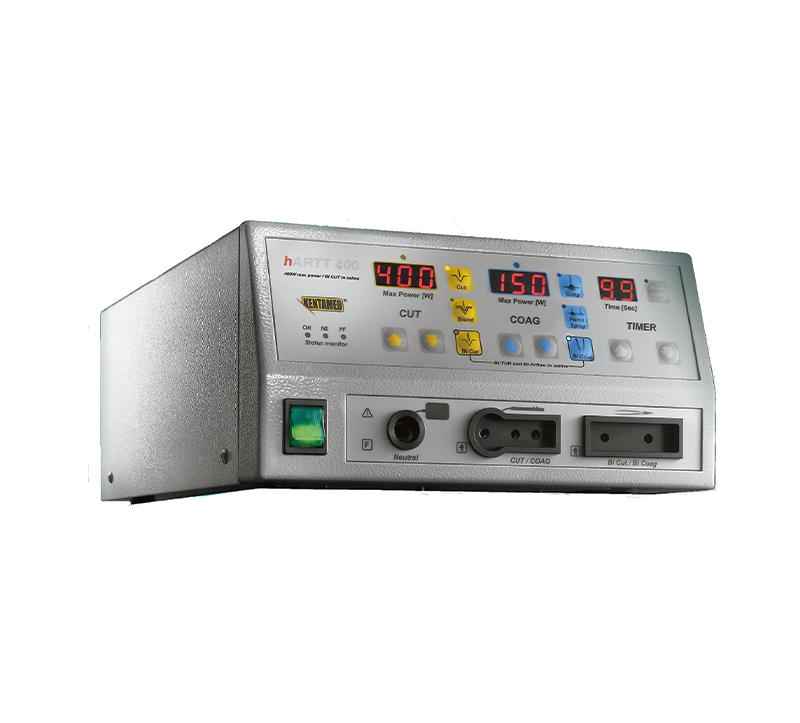 Monopolar and Bipolar Electrosurgical Units Range from 200W-400W