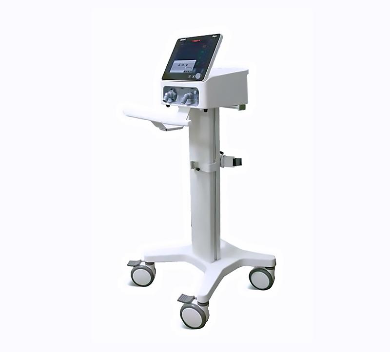 Portable Intrahospital Mechanical Turbine Ventilator