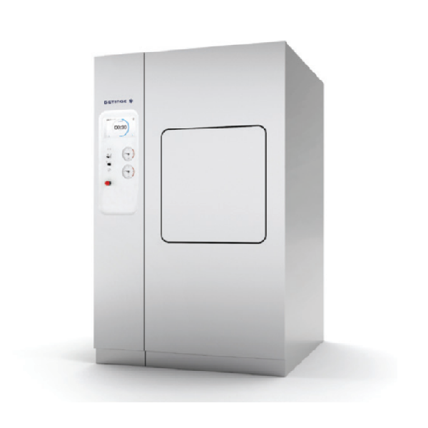 The Getinge GSS67H Steam Sterilizer makes it easy for you to get more of what you're looking for in a steam sterilizer. It includes clean steam capabilities built on solid technology that reduces water and energy consumption – at no extra cost.