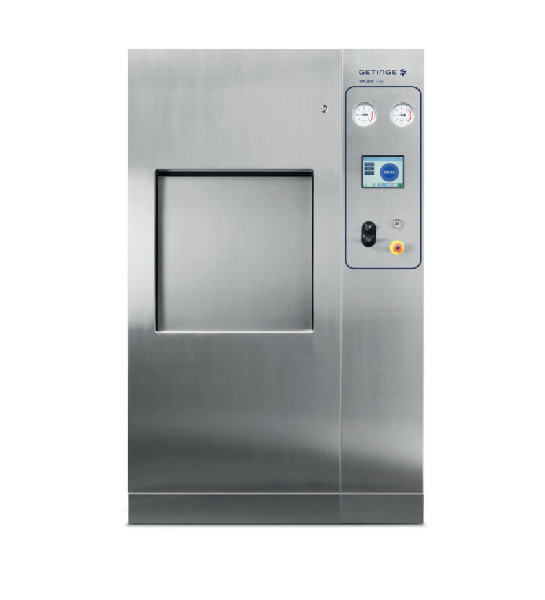 Getinge Solsus 66 steam sterilizer combines capacity, footprint, and cost-efficiency. It is a reliable compact sterilizer that can handle high operating reliability and can be easily maintained.
